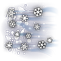 Weather Icon: Blowing Snow